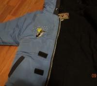 Продается зимний комбинезон с курточкой. на 1,5-2 года Курточка-длина по спинке. Винница, Винницкая область. фото 5