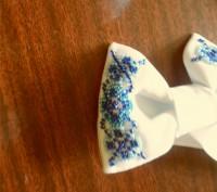 галстук-бабочка вышитый бисером.подойдет для любого торжественного события, смот. Вінниця, Винницкая область. фото 12