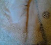 нарядное пальтишко-травка от 1 года до 4 (как болеро), осень - внутри флис 85 гр. Винница, Винницкая область. фото 3
