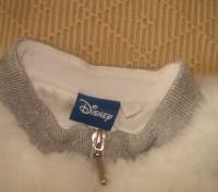 Демисезонная шубка Disney на девочку 6 лет Состав: 80% акрил, 20% полиэстер. С. Херсон, Херсонская область. фото 5