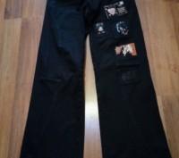 Теплые брюки черного цвета в хорошем состоянии на девочку-подростка или на хрупк. Сумы, Сумская область. фото 4