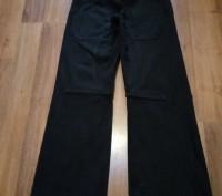 Теплые брюки черного цвета в хорошем состоянии на девочку-подростка или на хрупк. Сумы, Сумская область. фото 6