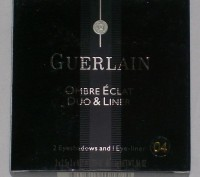 Тени для век Guerlain - Ombre Eclat Duo and Liner №04. Киев. фото 1