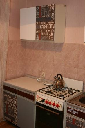 Квартира находится в тихом зеленом райне (ГОРСАД).Имеются ДВА 2-х СПАЛЬНЫХ МЕСТА. Горсад, Чернигов, Черниговская область. фото 8