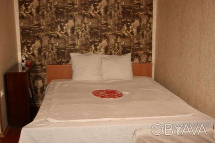 Квартира находится в тихом зеленом райне (ГОРСАД).Имеются ДВА 2-х СПАЛЬНЫХ МЕСТА. Горсад, Чернигов, Черниговская область. фото 1