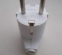 Электрическая вилка евро Viko 16A 220V с заземлением.. Северодонецк. фото 1