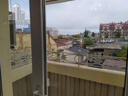 Сдам 2-комнатную на Пушкинской/Жуковского. Дорогой качественный ремонт, мебель, . Приморский, Одесса, Одесская область. фото 3