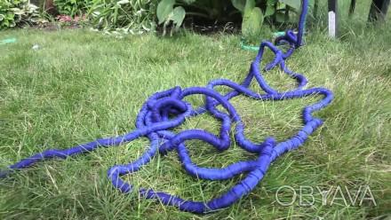 Огородный шланг Икс Хоз 60 метров, шланг X-hose