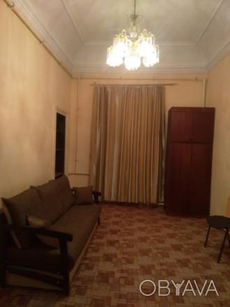 Сдам 2 комнатную квартиру Воронцовский переулок,  комнаты 25 м и 17м , кухня 9 м. Центральный, Одесса, Одесская область. фото 1