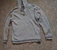 Коттоновый спортивный свитер Tom Tailor из Англии. Размер XL. Отложной воротник. Запорожье, Запорожская область. фото 2