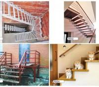 Лестницы на металлокаркасе. Одесса. фото 1