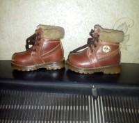 Ботинки на мальчика. Купила на угад, не подошли, маленькие оказались.. Мелитополь, Запорожская область. фото 2