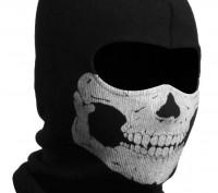 Балаклава/маска (подшлемник) с принтами. Одесса. фото 1