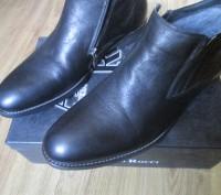 КЛАССИКА ALBERTO ROCCI мужские ботинки тёплые.. Кривой Рог. фото 1