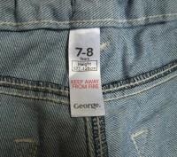 Стильные джинсы от известной фирмы George. Состояние отличное, дефектов нет, фур. Бровары, Киевская область. фото 9
