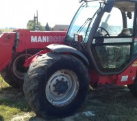 Manitou MLT 731 LSU Turbo. Хмельницкий. фото 1