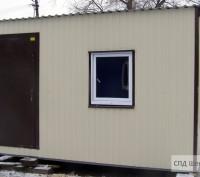 Вагончик жилой, утепленный, размер 4х2,5 м. Киев. фото 1