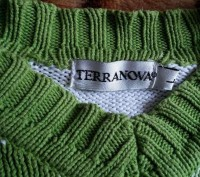 Стильная кофта Terranova. Винница. фото 1