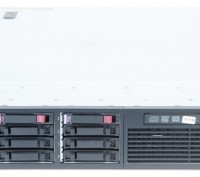 Сервер HP Proliant DL380 G6 (2 * E5540). Киев. фото 1
