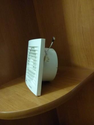 вентилятор-вентс 100 ДЛ бытовой энергосберегающий бесшумный, DOSPEL, новый.. Винница, Винницкая область. фото 3
