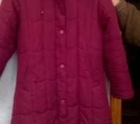 пальто  с капюшоном 48р. Киев. фото 1