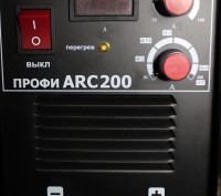 Инвертор сварочный ПРОФИ ARC 200. Днепр. фото 1