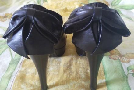 Продам обалденные красивые новые туфли с бантом украинского производителя. Покуп. Лисичанск, Луганская область. фото 2