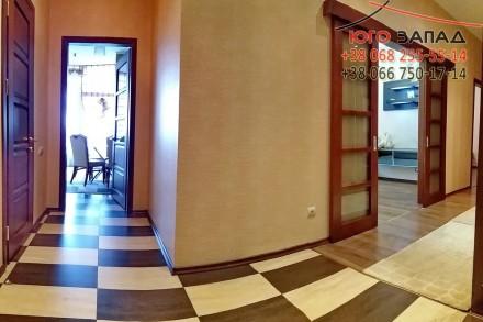 Сдается в аренду видовая 2 комнатная квартира в современном ЖК Исток, на 6 ст.. Приморский, Одесса, Одесская область. фото 12