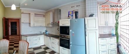 Сдается в аренду видовая 2 комнатная квартира в современном ЖК Исток, на 6 ст.. Приморский, Одесса, Одесская область. фото 4