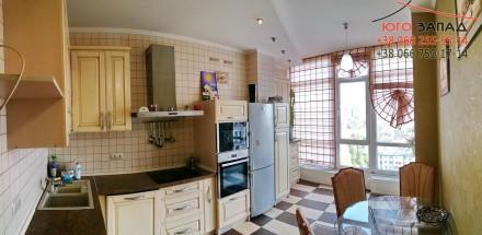 Сдается в аренду видовая 2 комнатная квартира в современном ЖК Исток, на 6 ст.. Приморский, Одесса, Одесская область. фото 3