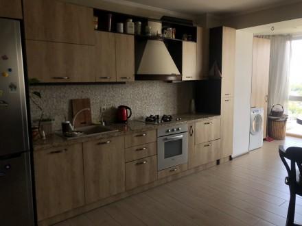 Сдам квартиру на Рекордной в новом доме, возле Малиновского рынка. Этаж: 11/11. . Малиновский, Одесса, Одесская область. фото 4