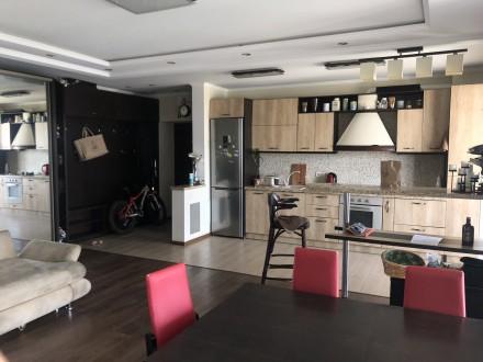 Сдам квартиру на Рекордной в новом доме, возле Малиновского рынка. Этаж: 11/11. . Малиновский, Одесса, Одесская область. фото 2