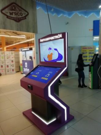 АВТОЗАПЧАСТИ 24 № 1 в Мире автомагазин-терминал по продаже б/у и новых автозапч. Кривой Рог, Днепропетровская область. фото 2