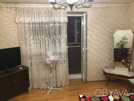 сдам 1 комн квартиру на добровольского выезд с одессы у бара сканди .Жилая,светл. Одесса, Одесская область. фото 1