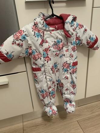 Продаётся зимний комбинезон канадского производителя прекрасной детской одежды D. Киев, Киевская область. фото 2