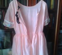 Платье для девочки,вышивка лентами, две юбки для пышности, производство Китай, с. Белая Церковь, Киевская область. фото 4