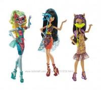 Новинки 2016 года в серии    Welcome to Monster High Dance the Fright Away   Л. Житомир, Житомирская область. фото 2