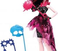 Новинки 2016 года в серии Welcome to Monster High Dance the Fright Away.    Ф. Житомир, Житомирская область. фото 12