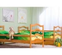 Двухъярусная детская кровать-трансформер София Двухъярусная и Одноярусная очень . Каменское, Днепропетровская область. фото 3