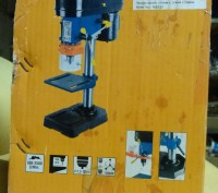 Настольный сверлильный станок, совершенно новый, даже не вытягивался с упаковки.. Винница, Винницкая область. фото 2