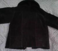 Дублека-куртка на натуральном меху. Носить можно несколько лет, пока ребенок не . Луцк, Волынская область. фото 8