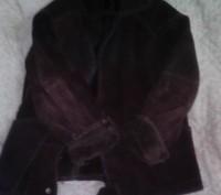 Дублека-куртка на натуральном меху. Носить можно несколько лет, пока ребенок не . Луцк, Волынская область. фото 11