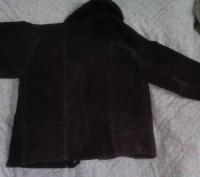 Дублека-куртка на натуральном меху. Носить можно несколько лет, пока ребенок не . Луцк, Волынская область. фото 7