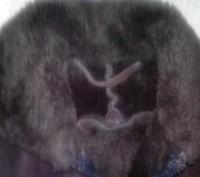 Дублека-куртка на натуральном меху. Носить можно несколько лет, пока ребенок не . Луцк, Волынская область. фото 6