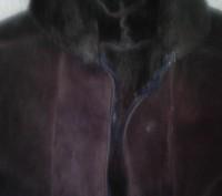 Дублека-куртка на натуральном меху. Носить можно несколько лет, пока ребенок не . Луцк, Волынская область. фото 3