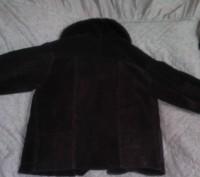 Дублека-куртка на натуральном меху. Носить можно несколько лет, пока ребенок не . Луцк, Волынская область. фото 9
