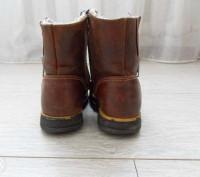 Сапожки детские кожа, производитель канада, один ребёнок, состояние 4+ из 5, не . Лубны, Полтавская область. фото 5