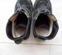 Ботиночки весна, осень кожа замш, производитель канада, один ребёнок, есть лёгки. Лубны, Полтавская область. фото 6