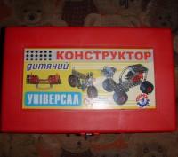 Конструктор металический. Киев. фото 1