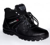 Зимние ботинки Columbia на меху, качество выше цены, есть 41-44 размеры.. Киев. фото 1